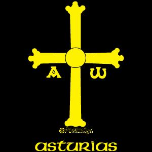Cruz Asturias Pequeña