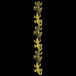 Lagartos Columna