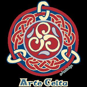 Medallón Celta