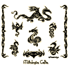 Dragones Tatoo