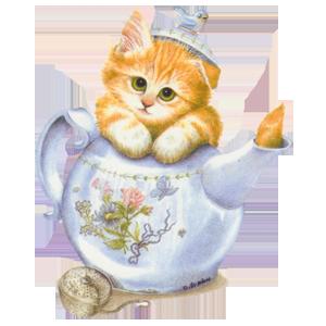 Gato Tetera