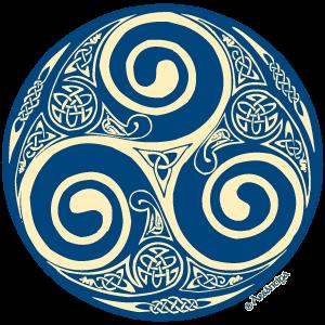 Triskel Grecas