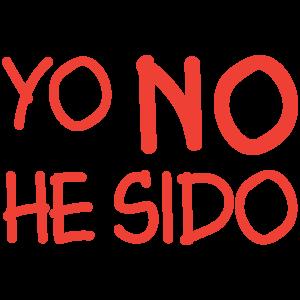 Yo No He Sido
