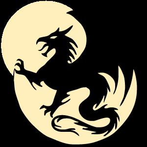 Dragón Círculo