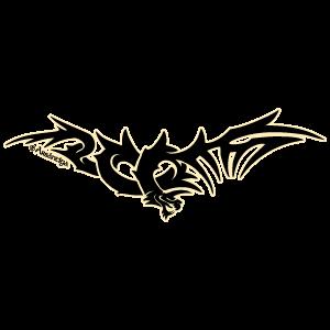 Dragón Cuello Grande
