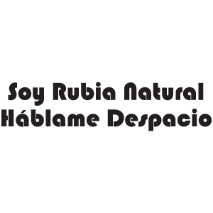 Rubia Natural