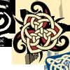 diseños mágicos célticos