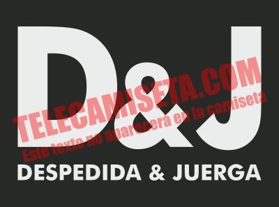 D&J Despedida Y Juerga