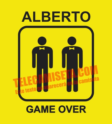 Game Over 1 Cuadro 2 Chicos
