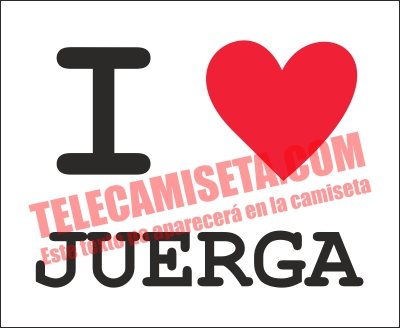 I Love Juerga