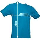 Medidas Sólo camiseta y Conjunto 1