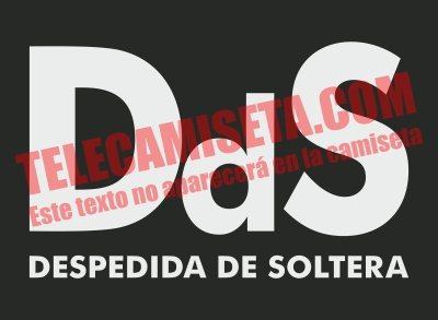 DdS Despedida Soltera