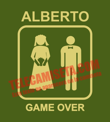 Game Over 1 Cuadro